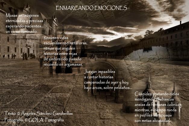 ENMARCANDO EMOCIONES